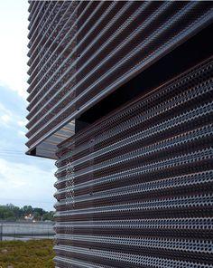 El Dorado architects - Boulevard Brewing Company Cellar 1 Expansion - Kansas City, USA