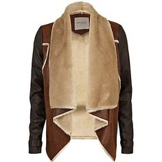 leather, ponyskin jacket #vcukwearyourwardrobe