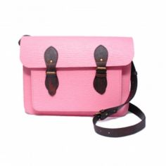 11 Satchel - Pink at the Shopping Mall, $140.00