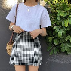 Look at this Cool korean fashion outfits can find Korean outfits and more on our website.Look at this Cool korean fashion outfits 4283759471 Mode Outfits, Korean Outfits, Fashion Outfits, Fashion Ideas, Fashion Clothes, Korean Ootd, Korean Clothes, Korean Dress, Fashionable Outfits