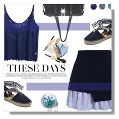 """Blue motion"" by fashion-pol ❤ liked on Polyvore featuring Terre Mère"
