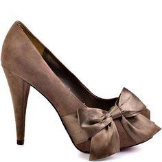 Paris Hilton - Destiny - Coffee Suede #women #fashioninfluencer #itgirl #parishilton #covetme #shoes