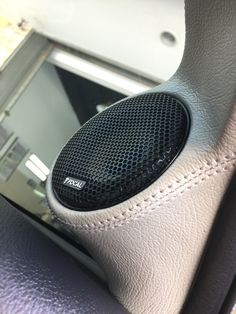 Hertz Car Audio Custom A Pillars. Custom car audio Car