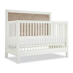 The Monterey 4 In 1 Convertible Baby Crib From Simmons