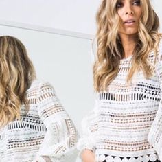 New @asiliothelabel Girl Almighty Bell Sleeve Top with by @nadiabartel // In store & online  #asiliothelabel #lace #whitelace #lookbookboutique #newarrivals #fashion #fashionblog #fashionblogger #ootd #shopping #onlineshopping #sundaynight #ootn #style #stylish