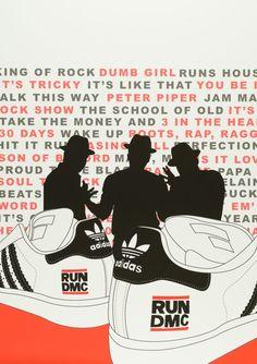 Adidas AG, adidas Originals ``RunD.M.C.``,Herzogenaurach, 2005