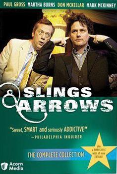 Slings & Arrows ((2003–2006) (TV Series)