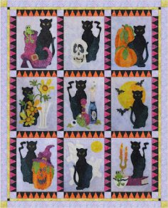 Peck's Pieces: Spooky Hallows   http://peckspieces.blogspot.com/2012/06/spooky-hallows-pattern-giveaway-begins.html#