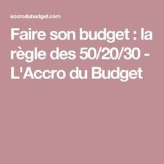 Budgeting: the rule – Budget Addict Home Planner, Budget Planner, Plan Budgétaire, How To Plan, Faire Son Budget, Excel Budget, Budget Organization, Organizing, How To Get Better