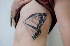 Geometric Butterfly Tattoo! Victor J Webster - http://victortattoo.tumblr.com