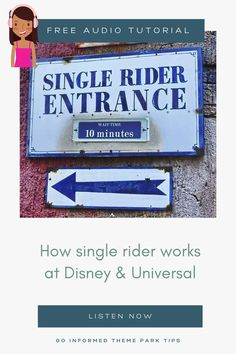 Conquer Disney and Universal like a pro when you ride single. Find out how it works, and how you can save hours in line with this simple theme park tip. From Maven at Go Informed. GoInformed.net/34 Walt Disney World Vacations, Disney Parks, Orlando Theme Parks, Disney Rides, Today Episode, Disney Planning, Universal Orlando, On Today, Growing Up