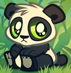 How to Draw a Baby Panda, Baby Panda Bear Cub, Step by Step, forest animals, Animals, FREE Online Drawing Tutorial, Added by Dawn, August 22, 2012, 5:41:10 pm