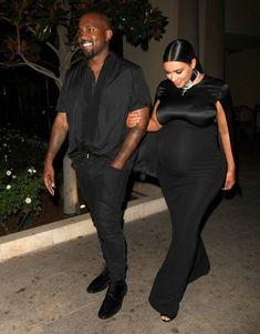 Kim Kardashian Photos - Celebrities Dine Out at Bouchon Bistro - Zimbio