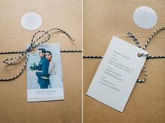 Wedding Welcome Packet Kasia Bacq Photographer