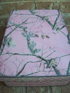 Woodsy Wooden Memory Keepsake Box by EspeciallyMade on Etsy, $25.00