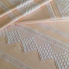 """293 Beğenme, 8 Yorum - Instagram'da Rabia piko çeyiz ev tekstili (@rabiapiko): """"✨✨Nevresim takımı uç ve ara dantelini pamuk satene çalıştık Sipariş ve bilgi için dm veya…"""""""