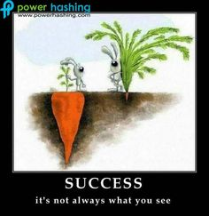Funny pictures about Success Isn't Always What You See. Oh, and cool pics about Success Isn't Always What You See. Also, Success Isn't Always What You See photos. Funny Inspirational Quotes, Great Quotes, Motivational Quotes, Unique Quotes, Motivational Pictures, Reality Quotes, Success Quotes, Success Mantra, Reality Of Life