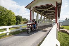 Hall's Mill Covered Bridge- Bedford County, PA 61