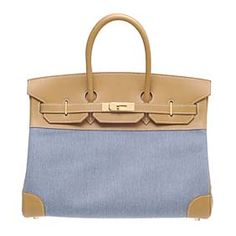 Birkin 35 can make you get everybody's notice but are not used to their special attention on you. If you need Hermes Birkin bag 35 Natural Cotton denim canvas with vache leather Gold hardware,just come and join us! We are one of the best online store of the Hermes Birkin.If you want to be a fashion people in the daily life,enjoy to us and we will try our best to meet your needs. More view http://www.birkinsite.com/