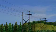 So Criquette just shared these lovely Telegraph Poles with me not available on his MTS download page. & gave me permission to share them…