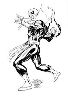 John Byrne Iron Fist | Iron Fist