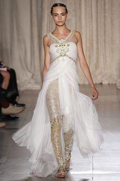 Marchesa New York Fashion Week September 2012