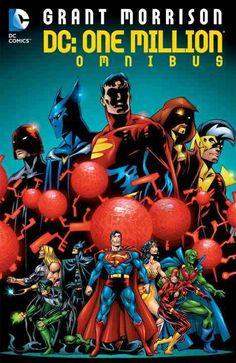 Comic books in 'DC One Million' Comic Book Publishers, Dc Comic Books, Comic Book Artists, Comic Book Covers, Comic Book Characters, Comic Character, Captain Marvel Shazam, Hq Marvel, Mike Mignola