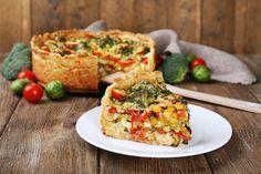 A torta de aveia com legumes pode ser usada por diabéticos porque contém ingredientes ricos em fibras que ajudam a controlar a glicemia. Veja a receita.