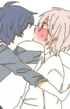 Kiss...kiss....kawiiiiii~~~~