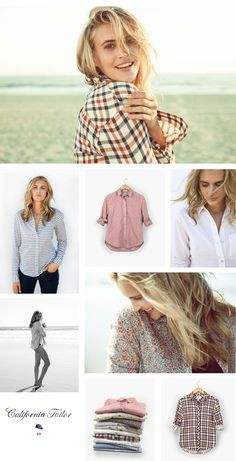 Excited to show a sneak peek of California Tailor's first collection!  Launching in the Spring, the Shirt No. 1 collection is our take on the perfect button down shirt.  Made right here in California!