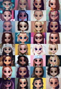 Collage pick two! Kawaii Girl Drawings, Cute Girl Drawing, Cute Drawings, Cute Cartoon Girl, Cartoon Art, Cute Girl Wallpaper, Cute Anime Pics, Digital Art Girl, Cute Cartoon Wallpapers