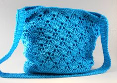 Turquoise crocheted purse - lined. $45.00  https://www.etsy.com/listing/196368429/turquoise-nylon-crochet-cross-body-purse