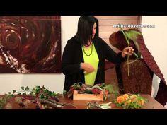 Composer un centre de table avec des Dahlias | Emilia Oliverio