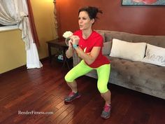 Total Body Home Workout: No Equipment Exercises | Bender Fitness