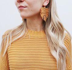 Diy Macrame Earrings, Diy Tutorial