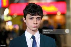 Actor Lucas Jade Zumann attends a tribute to Annette Bening and gala screening of Century Women' at AFI Fest presented by Audi at The Chinese Theatre on November 2016 in Hollywood, California. Lucas Bebe, Lucas Jade Zumann, Annette Bening, Jonathan Crombie, Gilbert Blythe, Anne Tv Series, 20th Century Women, Fandom Jokes, Audi