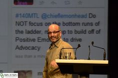 #140MTL May 15, 2012 - Giving my How to Measure a Social Fire talk