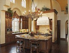 Great Kitchens mediterranean kitchen