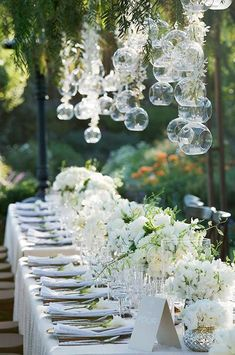 100 Beautiful And Tender Spring Wedding Tablescapes | HappyWedd.com