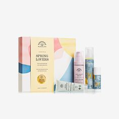 Spring Lovers | Rudolph Care - Certified Organic Sustainable Luxury