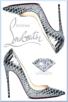 Crazy Shoes, Me Too Shoes, Pumps Heels, Stiletto Heels, Chic Chic, All About Shoes, Christian Louboutin Shoes, Louboutin Pumps, Beautiful Shoes