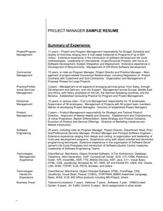 summary on resume examples resume examples pinterest resume