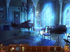 MumboJumbo has released the fourth iteration of their Midnight Mysteries series, Midnight Mysteries: Haunted Houdini for the iPad today. The Midnight Mysteries series is a hidden-object adventure game series that has spanned multiple platforms and won the hearts of millions of players world wide.