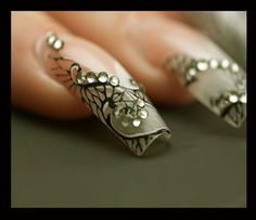 Best Nail Art Designs For Eid 005 | Fashion blog with style ...