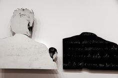 Marcel Broodthaers: On the Art of Writing and on the Writing of Art | Flickr - Photo Sharing!