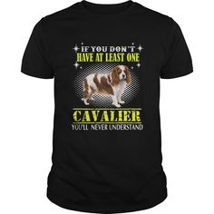 CAVALIERThis shirt is perfect for you! Not available in stores!  Click above link to purchase it before its .CAVALIER