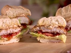 Catfish Sandwiches with Cajun Remoulade Recipe : Sandra Lee : Food Network Fish Dishes, Seafood Dishes, Seafood Recipes, Cajun Recipes, Main Dishes, Cajun Remoulade, Remoulade Sauce, Fried Catfish Recipes, Sandra Lee Recipes