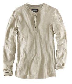 Grandad top (beige)