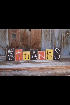 etsy - give thanks