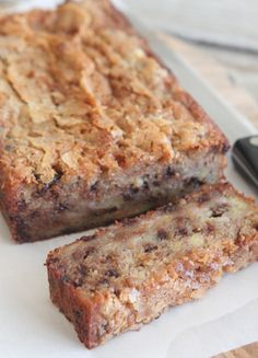 Perfect Chocolate Chip Banana Bread Prep time: 10 min   Cook time: 50 min   Total time: 1 hour Ingredients 1/2 cup unsalted butter, softened 1/2 cup granulated sugar 1 large egg 1 teaspoon pure vanilla extract 1/2 cup plain greek yogurt 2 large ripe bananas 3/4 cup all-purpose flour 1 teaspoon ground cinnamon 1/2 …